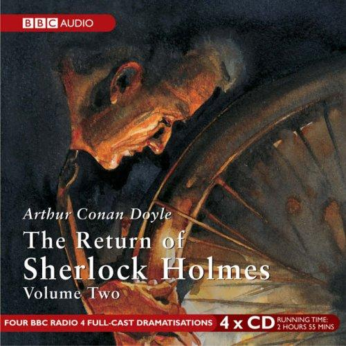 Download The Return of Sherlock Holmes (BBC Audio)