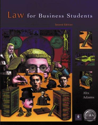 Download Law for Business Students