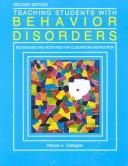 Download Teaching students with behavior disorders