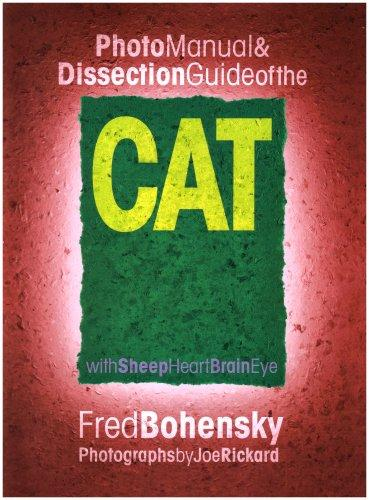 Download Photo Manual & Dissection Guide of the Cat
