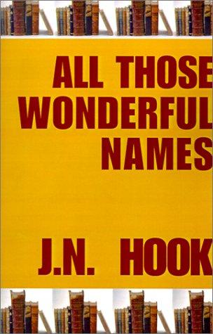 Download All Those Wonderful Names