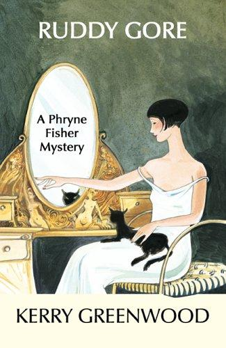 Download Ruddy Gore LARGE TYPE EDITION (Phryne Fisher Mysteries)