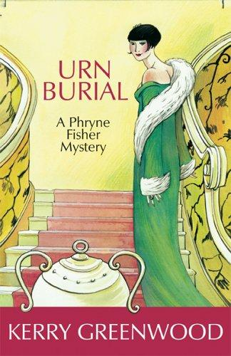 Download Urn Burial LARGE TYPE EDITION (Phryne Fisher Mysteries)
