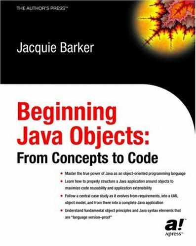 Download Beginning Java Objects