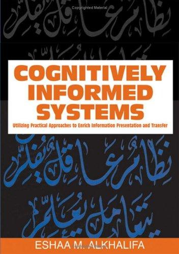 Download Cognitively Informed Systems