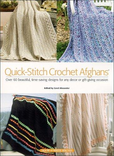 Easy Afghan Patterns – Free Patterns for Easy Crochet Afghans