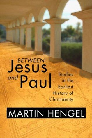 Between Jesus and Paul