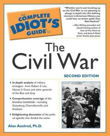 Download The complete idiot's guide to the Civil War