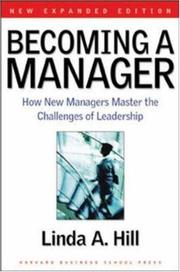 Becoming A Manager: How New Managers Master The Challenges Of Leadership PDF Download