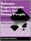 Download Science experiments index for young people