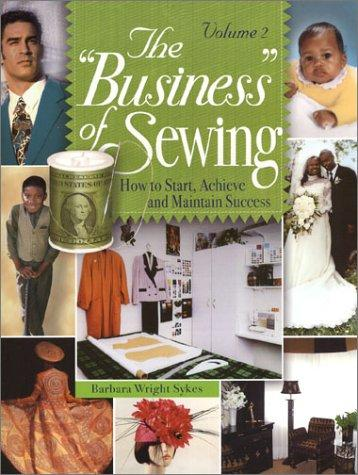 Download The Business of Sewing