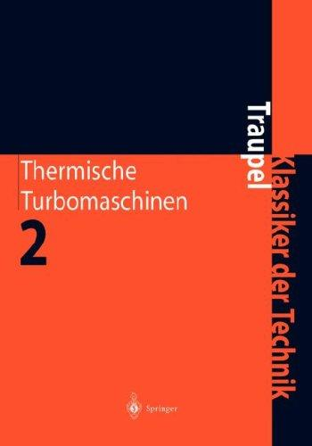 Thermische Turbomaschinen