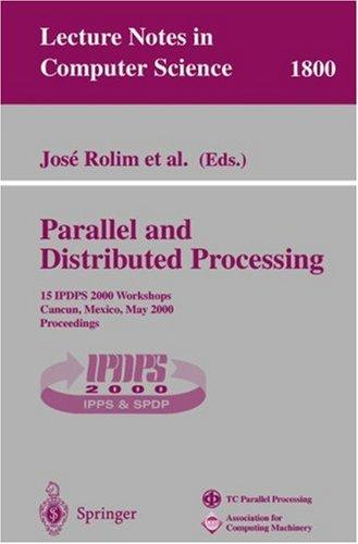 Download Parallel and Distributed Processing
