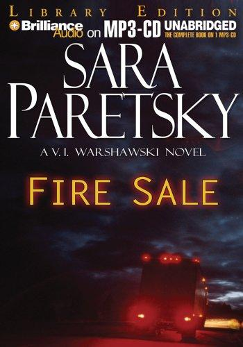 Image for Fire Sale (V. I. Warshawski Series)