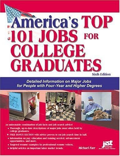 Download America's Top 101 Jobs For College Graduates