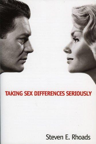 Taking Sex Differences Seriously Ebook