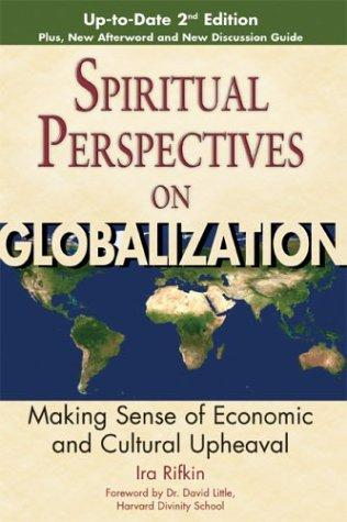 Spiritual Perspectives On Globalization
