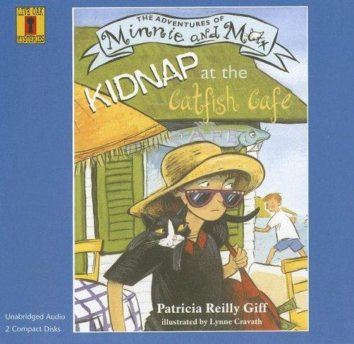 Download Kidnap at the Catfish Cafe (Live Oak Mysteries)