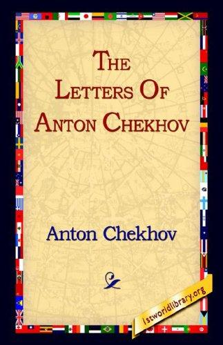Download The Letters Of Anton Chekhov