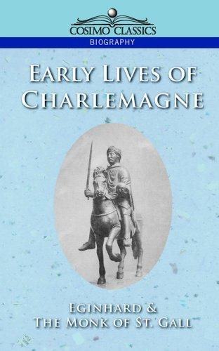Download Early lives of Charlemagne