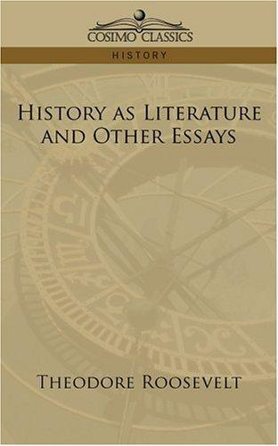 Download History as Literature and Other Essays