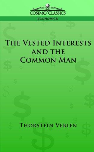 Download The vested interests and the common man