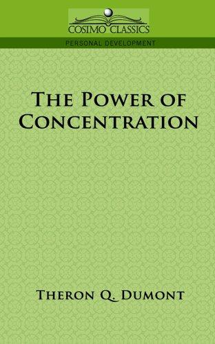 Download The Power of Concentration