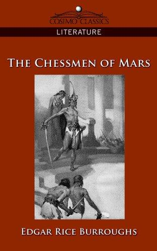Download The Chessmen of Mars