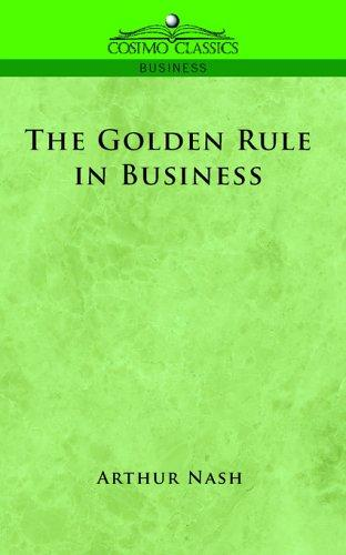 Download The Golden Rule in Business