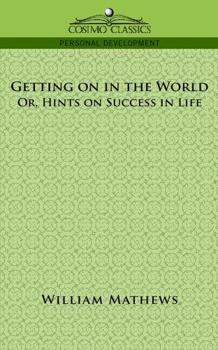 Download Getting on in the World