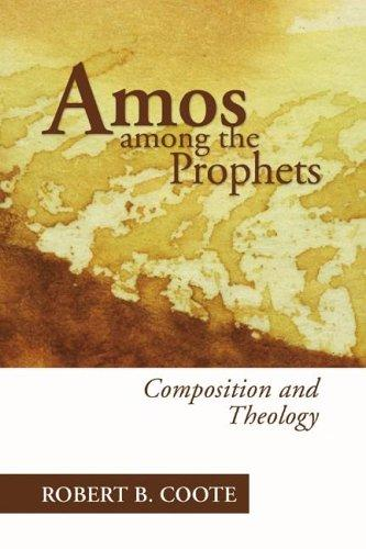 Download Amos Among the Prophets