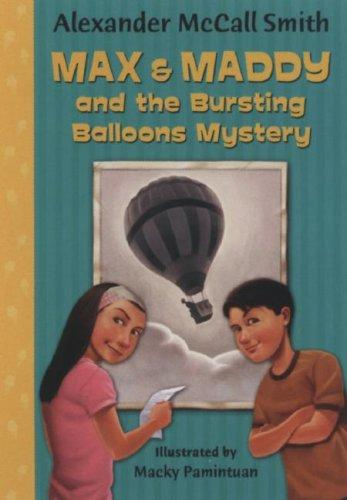Download Max & Maddy and the Bursting Balloons Mystery