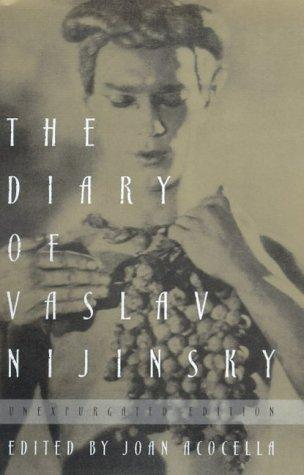 Download The diary of Vaslav Nijinsky