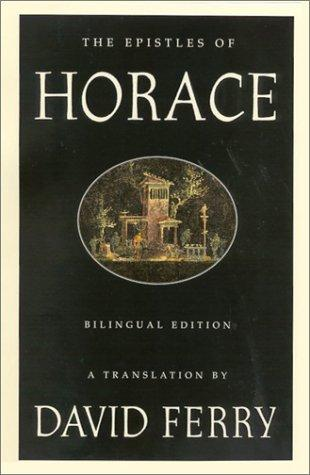 Download The epistles of Horace