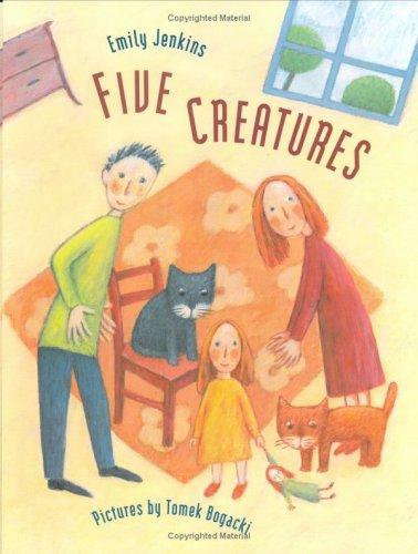 Download Five creatures