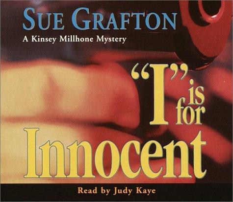 """""""I"""" Is for Innocent (Sue Grafton)"""