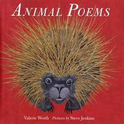 Book   Cover: 'Animal Poems' by Valerie Worth
