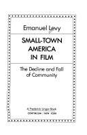 Download Small-Town America in Film