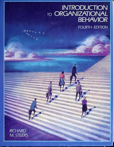 Download Introduction to organizational behavior
