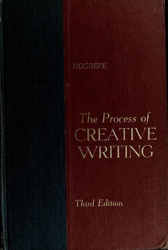 The process of creative writing