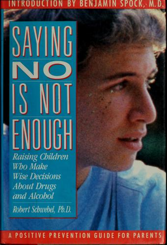Download Saying no is not enough