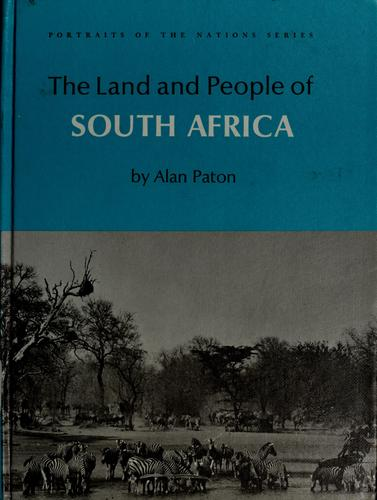 Download The land and people of South Africa.