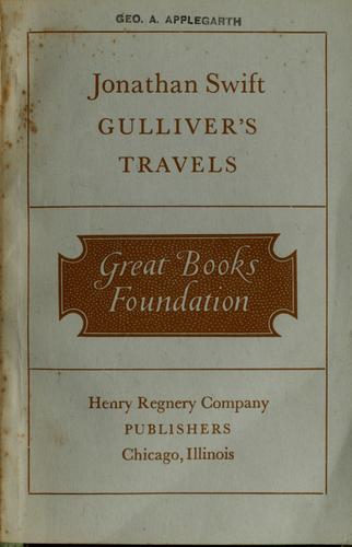 Gulliver's travels, and other writings.