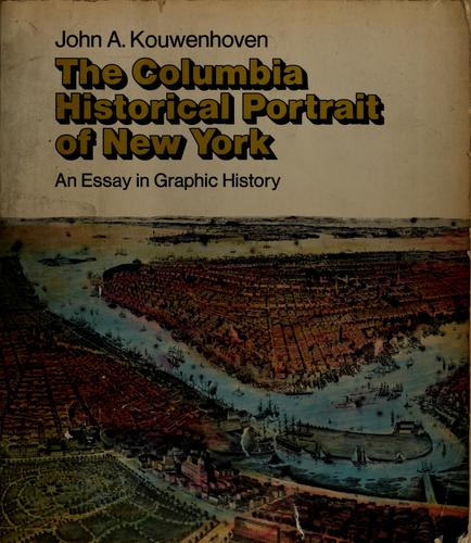Download The Columbia historical portrait of New York