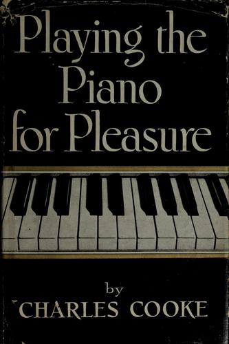 Download Playing the piano for pleasure