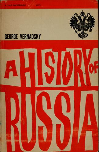 A history of Russia.