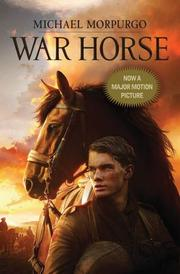Book Cover: 'War Horse' by Michael Morpurgo