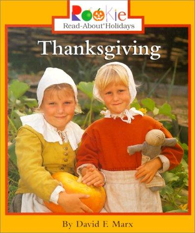 Download Thanksgiving (Rookie Read-About Holidays)