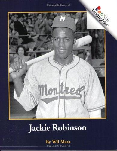 Jackie Robinson (Rookie Biographies)