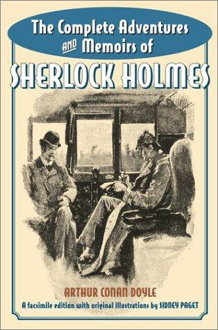 Download The Complete Adventures and Memoirs of Sherlock Holmes